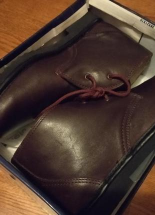 Ботинки женские кожа 39 размер
