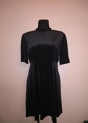Оксамитове плаття primark 18 uk