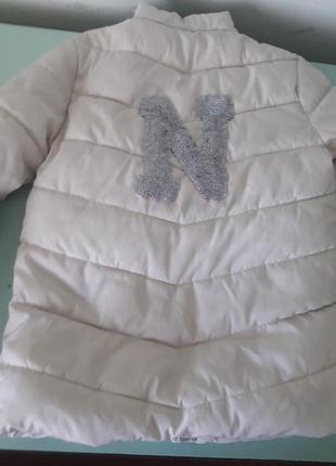 Курточка 38размер