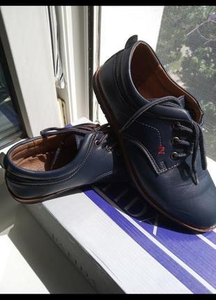 Туфли школьные 37-38
