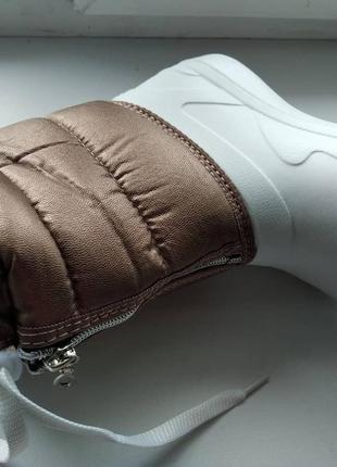 Зимняя непромокаемая обувь