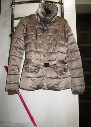Куртка парка пуховик reserved