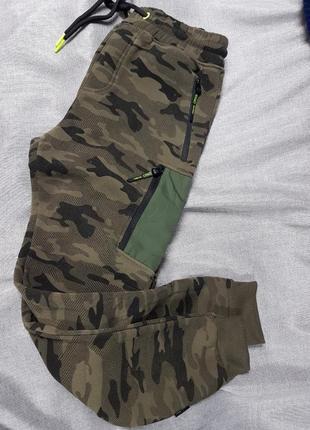 Теплые милитари штаны. польша