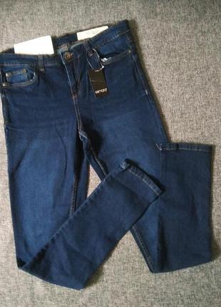 Красивенные плотные джинсы esmara германия р.40 евро.