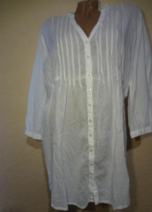 Рубашка туника trend one размер xxl