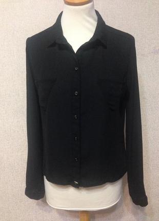 Блуза,рубашка жен. cache-cache,шифон,р.м