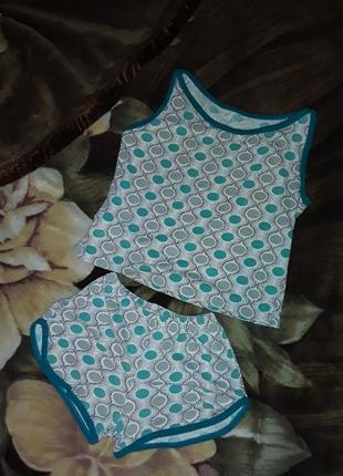 Піжама домашній комплект костюм
