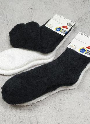 35-38, 39-42 набор мягкие носочки травка esmara носки