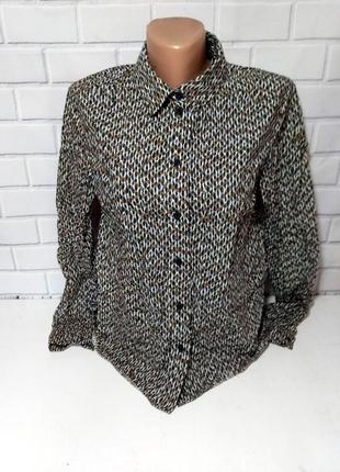 Рубашка с принтом  cos