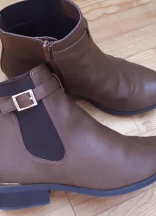 Актуальные ботинки челси