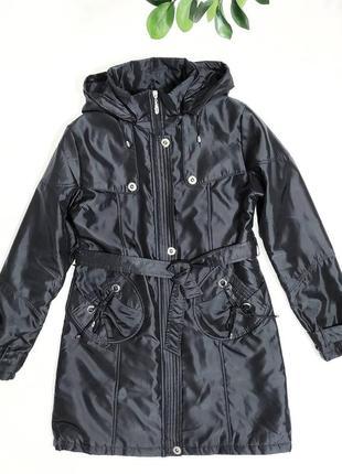 ❤️утеплённое пальто курточка