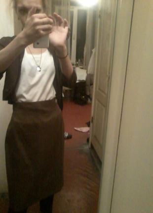 Винтажная юбка карандаш max mara. классическая  юбка миди.  юбка шерстяная однослная  киев