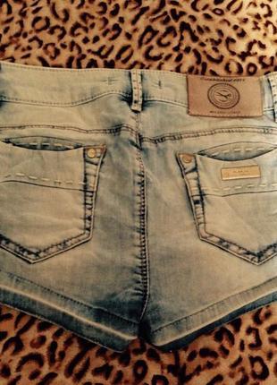 Шортики джинсовые amnezia