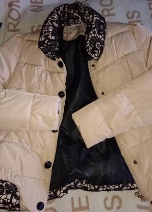 Курточка (осень -весна)