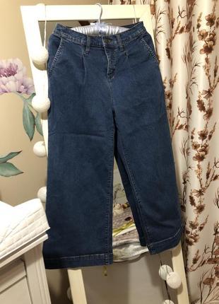Новые джинсовые кюлоты от john baner