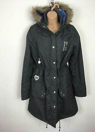 Парка курточка пальто фирменная