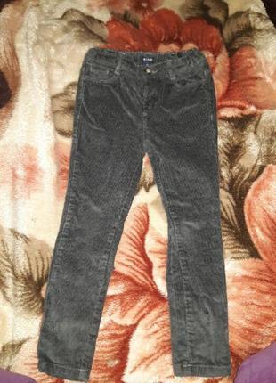Вельвет джинси штанішки продам вельветовые брюки ,фирма kiabi (франция)