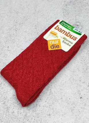 39-42 теплые носки bambus warm socke nur die