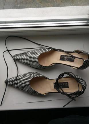 Туфли классические.