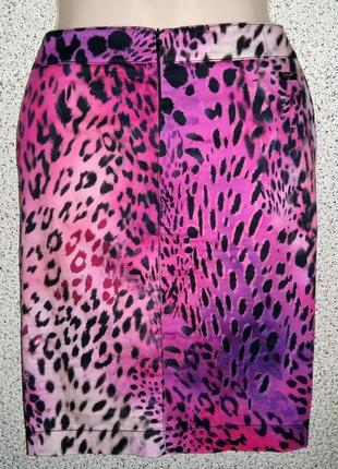 Яркая летняя юбка от бренда blugirl blumarine.оригинал.италия