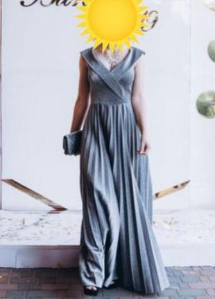 Шикарна вечірня сукня / вечернее платье