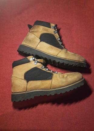 Зимнее ботинки staff