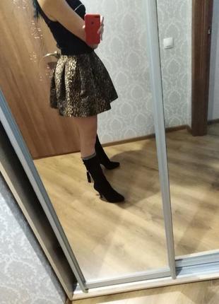 Бомбезная пышная юбка zara!!!