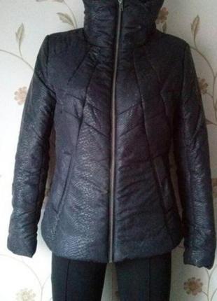 Очень тёплая осенняя куртка