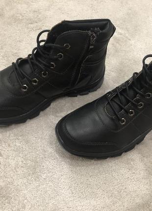 Ботинки мужские очень высокого качества сезон-зима