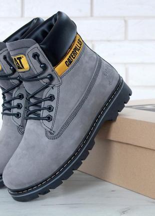 Шикарные ботинки 🍒caterpillar на меху🍒