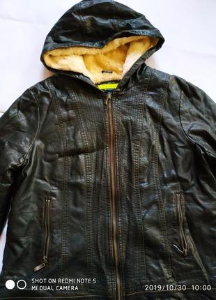 Куртка на меху!