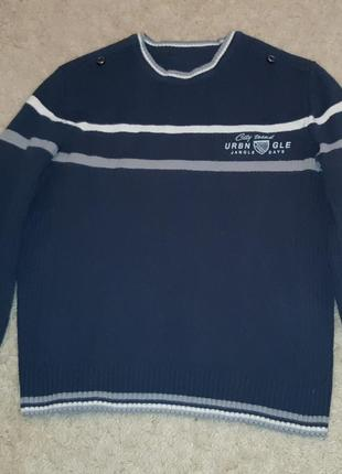 Теплый свитер в отличном состоянии!