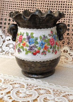 Декоративные керамика
