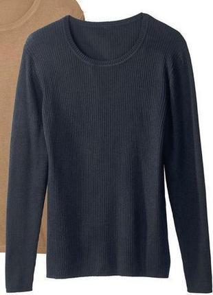 Женский пуловер джемпер реглан свитер esmara германия р. 36-38 евро ( наш 44/46)