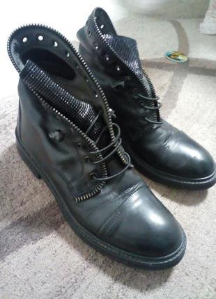 Ботинки італія 38р