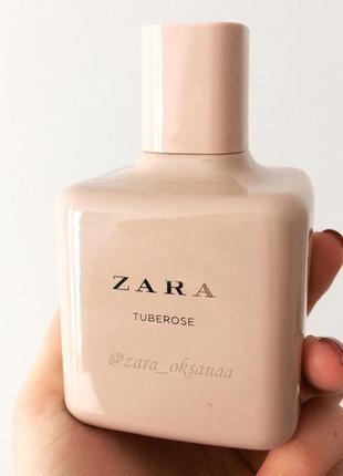 Zara tuberose 100 мл духи туалетная вода