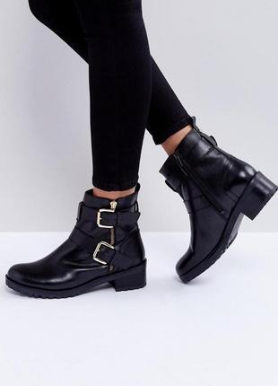 Шкіряні черевики faith