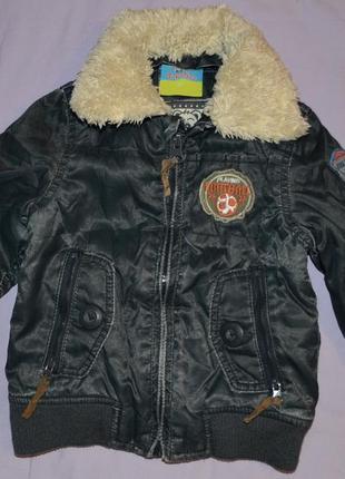 Куртка демисезонная topolino германия рост 80 см