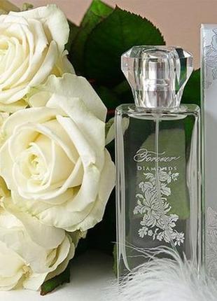 Новинка от мери кей, mary kay парф. вода forever diamonds, светлый весенний аромат2 фото