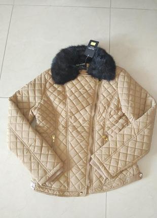 Куртка-косуха венгерского бренда гло-стори.