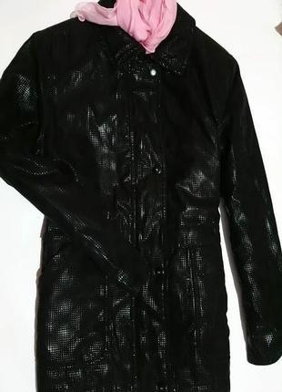 Куртка демисезонная на синтепоне, с лазерным напылением.xxl