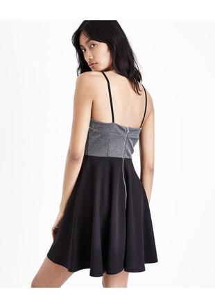 Sale !!!! платье с серебряным корсетом / сукня зі срібним корсетом
