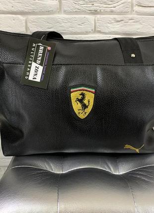 Спортивная сумка puma ferrari