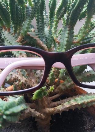 Окуляри очки оправа дитячі ray ban