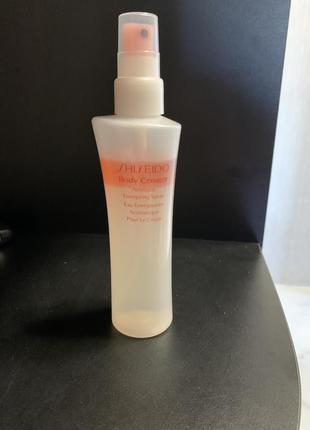 Энергетический спрей shiseido