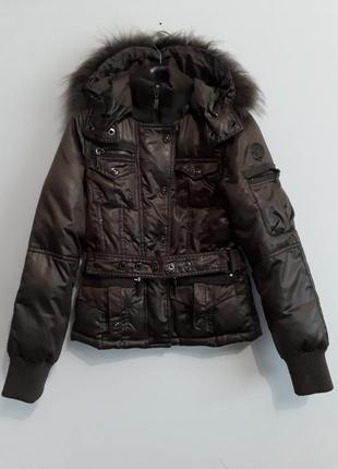Пуховая куртка пуховик