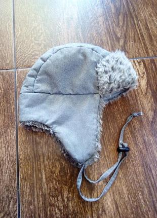 Зимняя шапка шлем, lenne