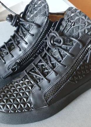 Брендовые ботинки, хайтопы, кеды оригинал giuseppe zanotti