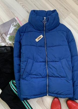 Куртка пуховик дутик1 фото