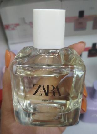 Жіночі парфуми zara femme 100 ml